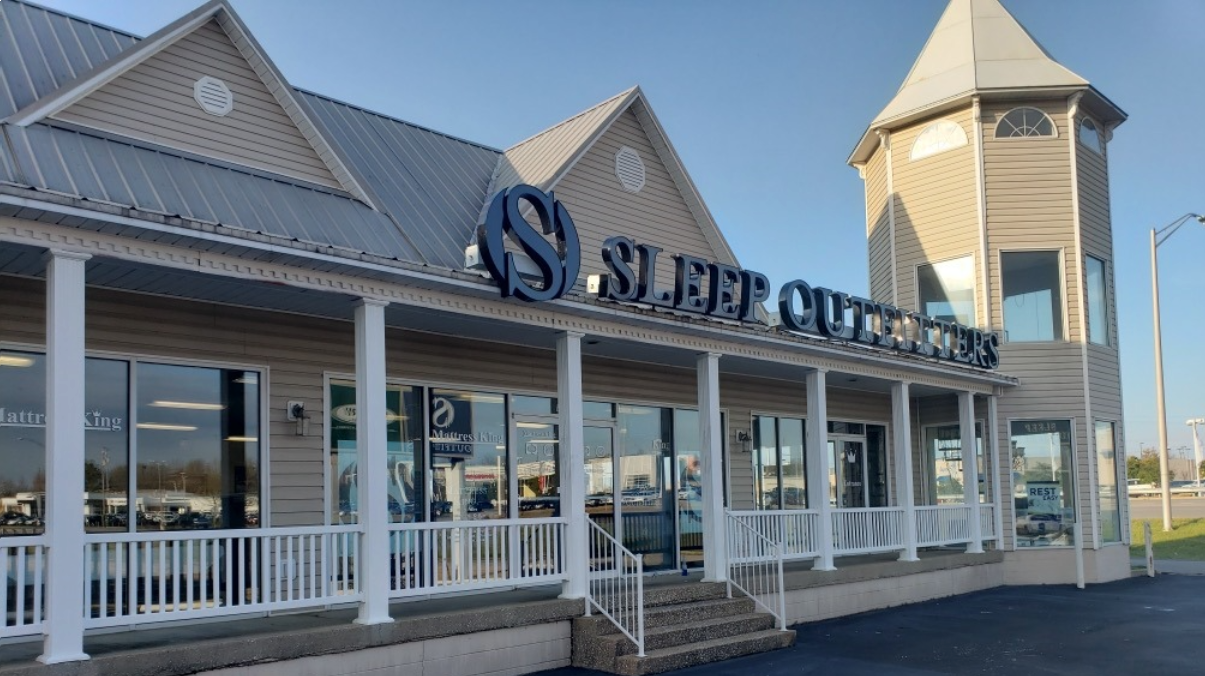 Sleep Outfitters Florence, formerly Mattress King