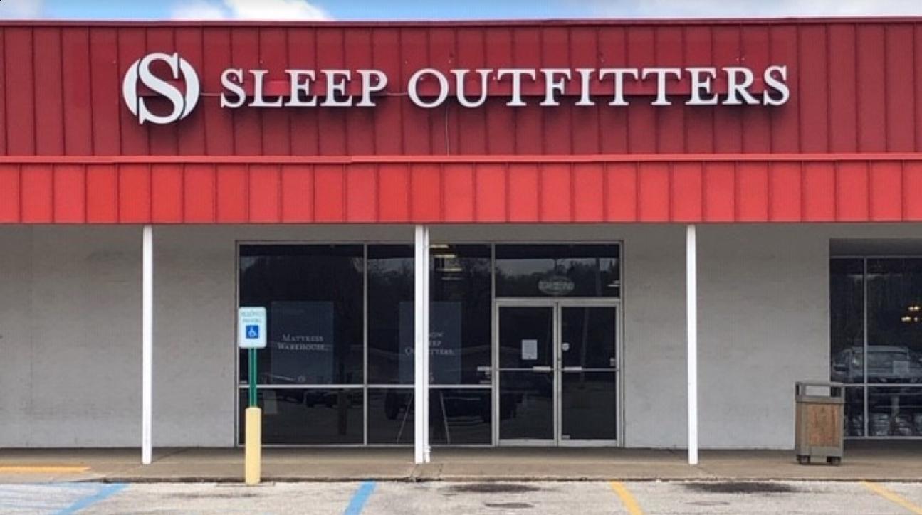 Sleep Outfitters Gallipolis, formerly Mattress Warehouse