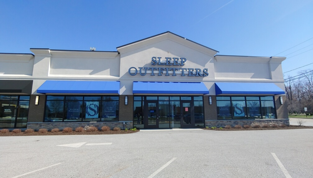 Sleep Outfitters Painesville, formerly Mattress Warehouse