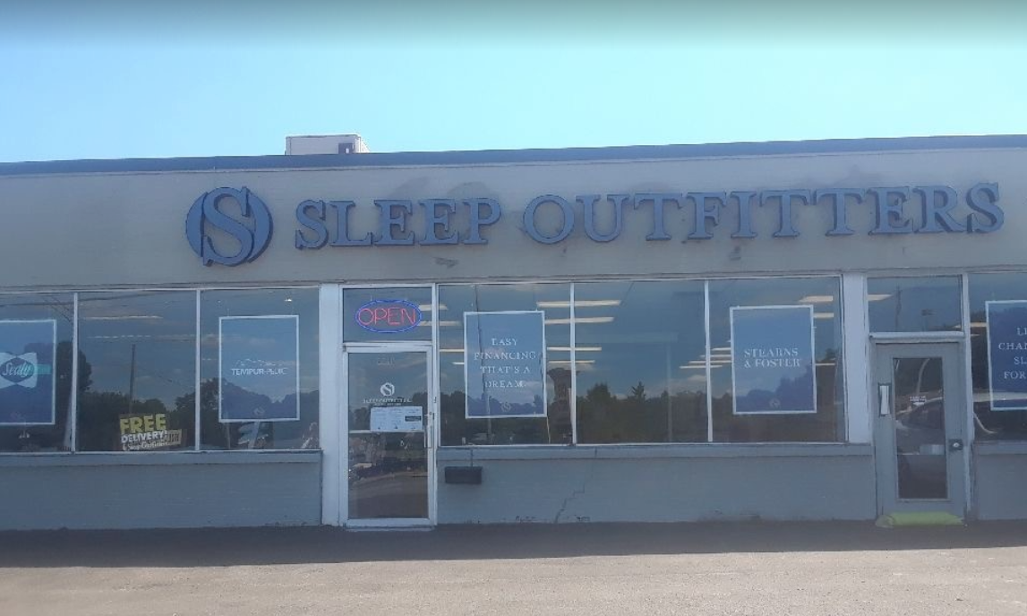 Sleep Outfitters Steubenville, formerly Mattress Warehouse