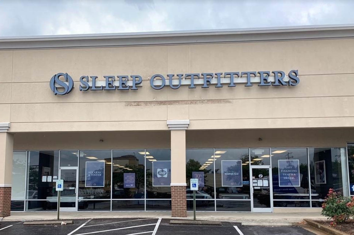Sleep Outfitters Tiverton Drive