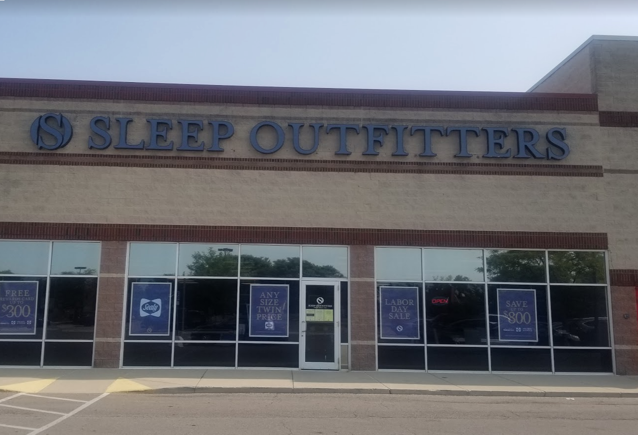 Sleep Outfitters Tuttle Crossing