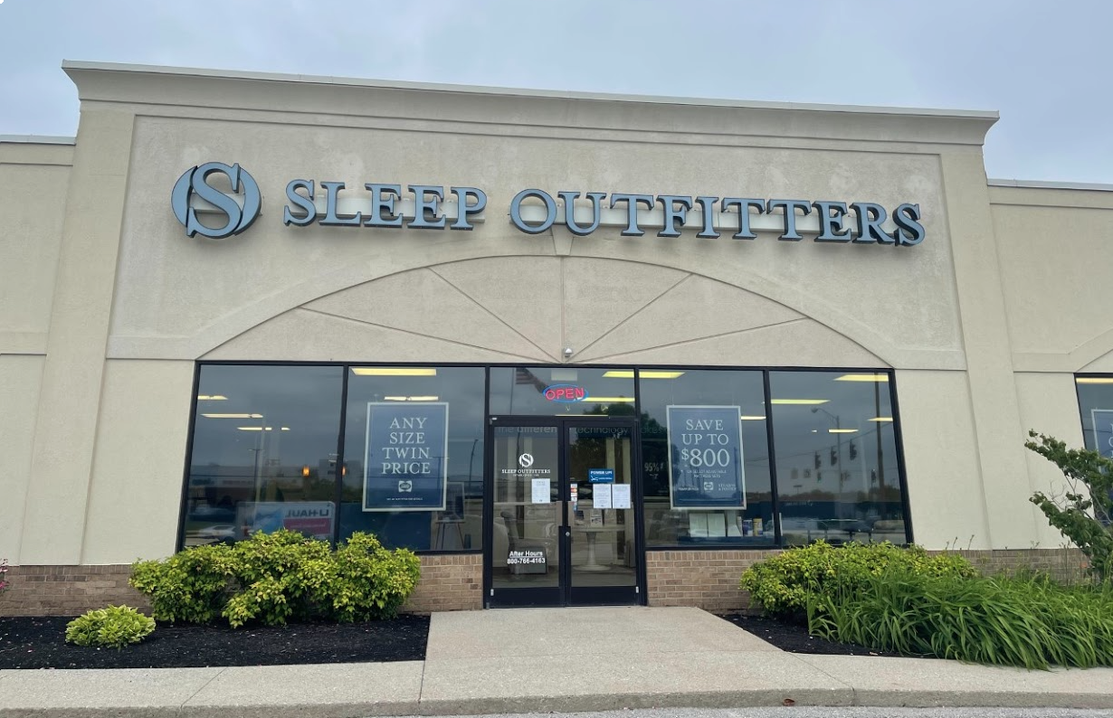 Sleep Outfitters Woodhill