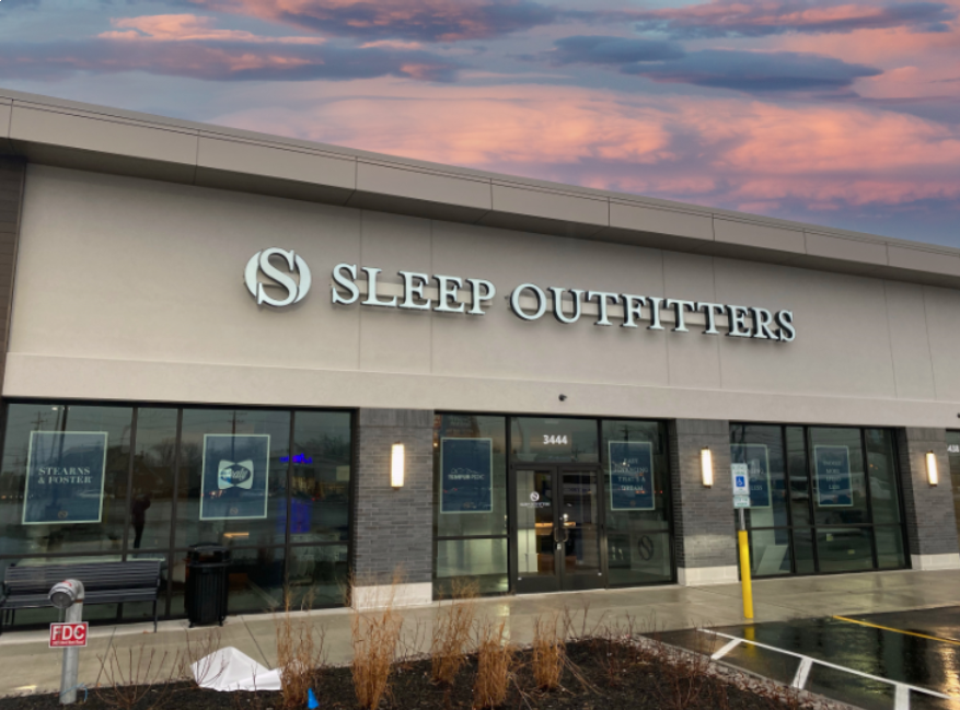 Sleep Outfitters Western Hills