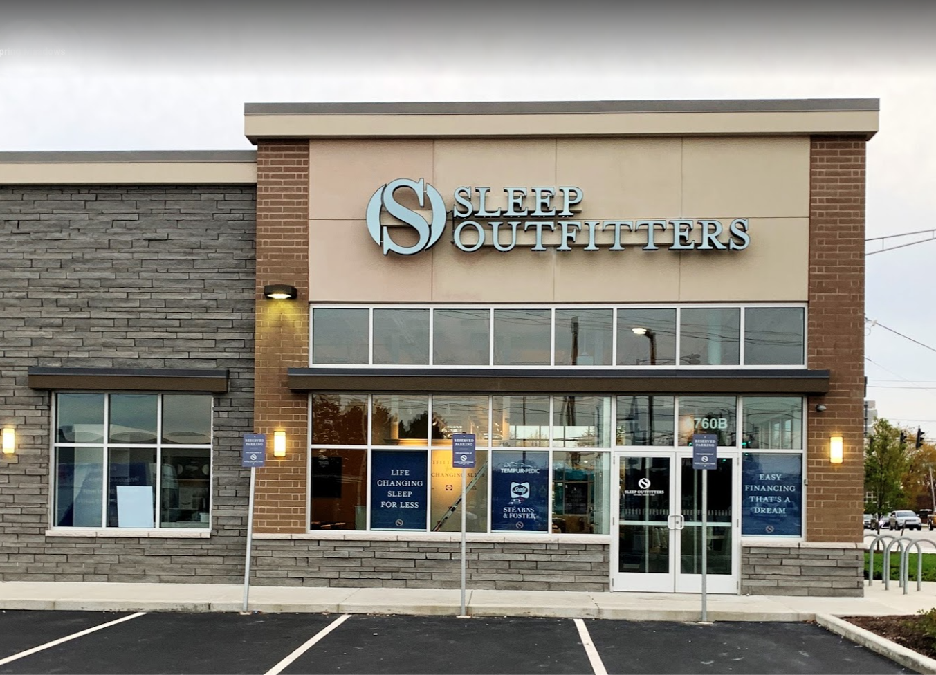 Sleep Outfitters Spring Meadows