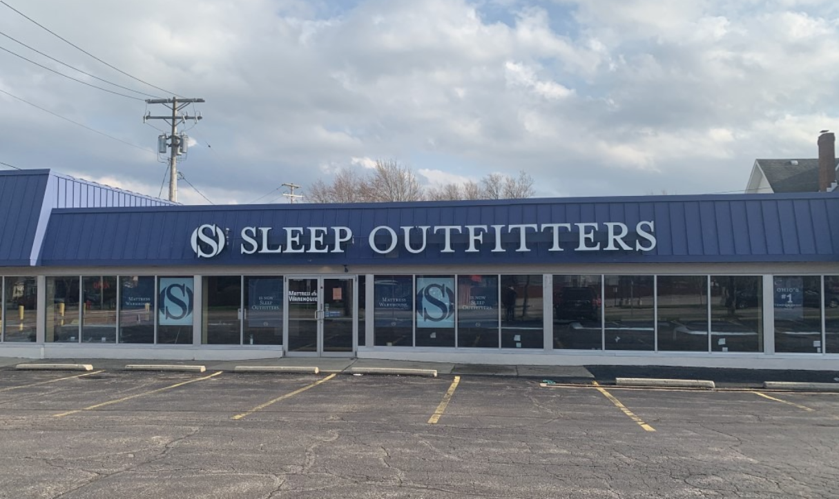 Sleep Outfitters Mayfield Rd, formerly Mattress Warehouse