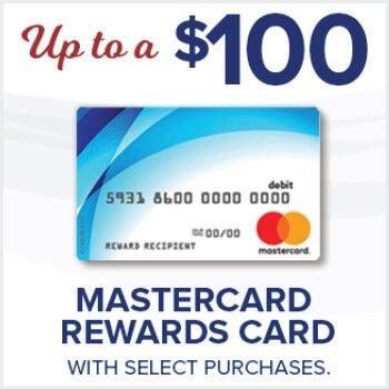 MasterCard Rewards Card