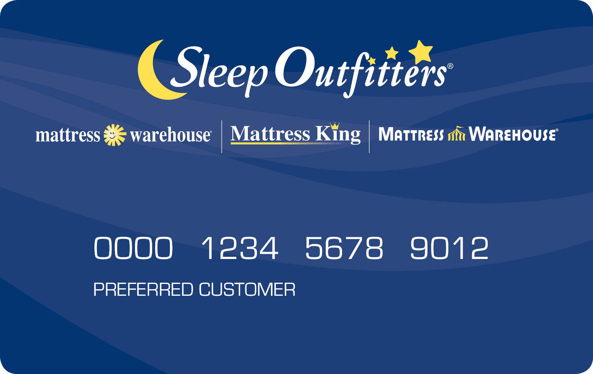 Sleep Outfitters Credit Card