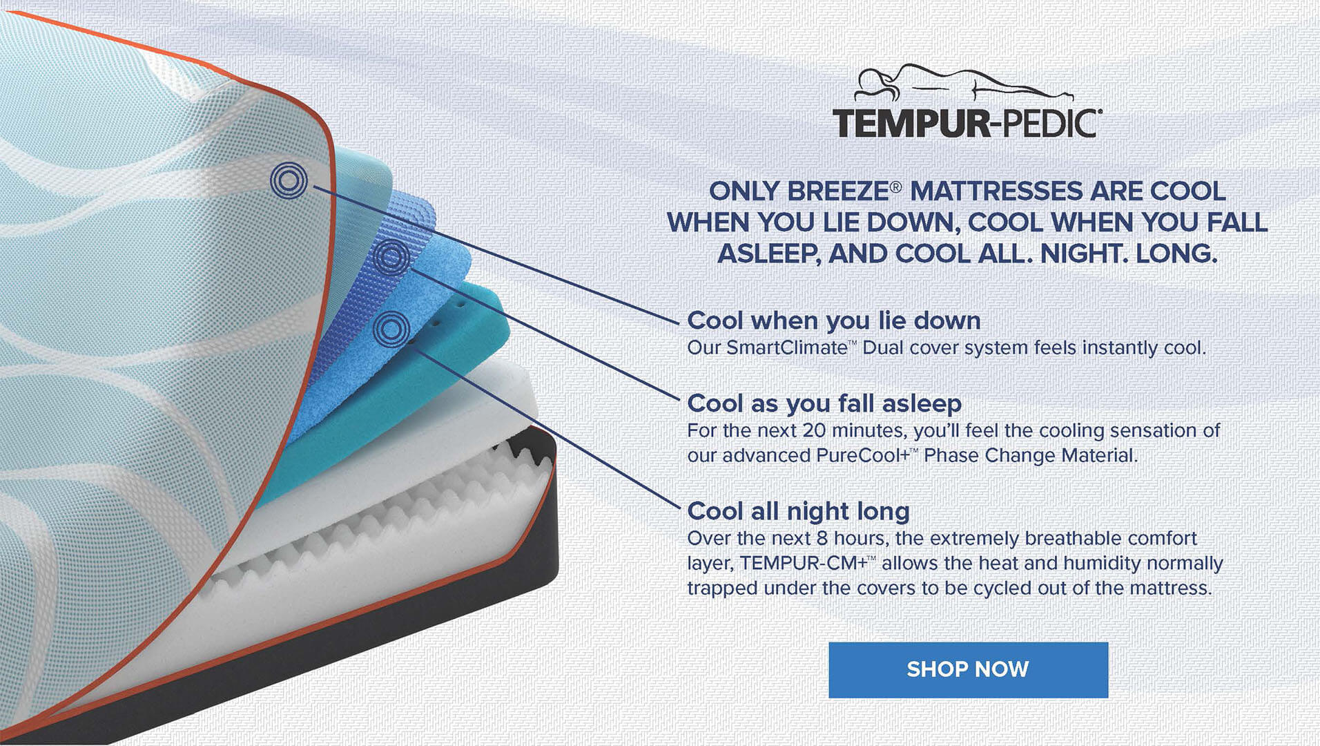 Chill Out - Tempur-Pedic