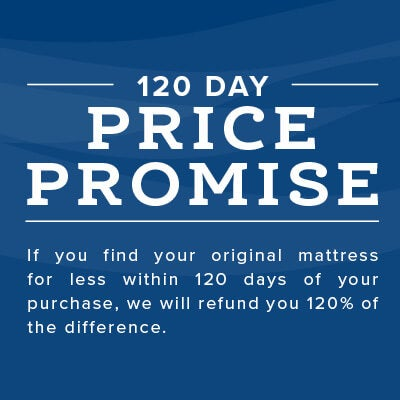 120 Day Price Promise
