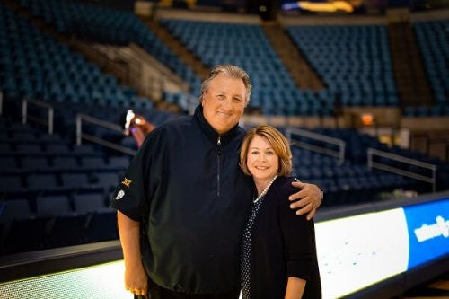 coach huggins and kim knopf