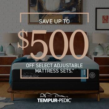 Tempu-Pedic Save $500