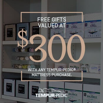 Free Gifts Valued at $300!