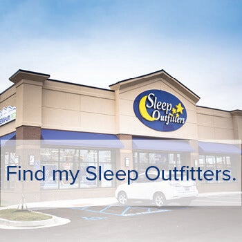 Find a Sleep Outfitters location