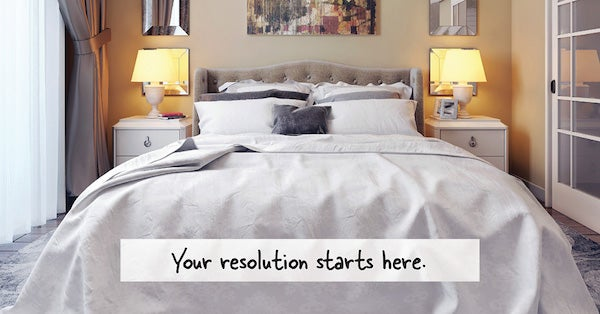 resolution bedroom