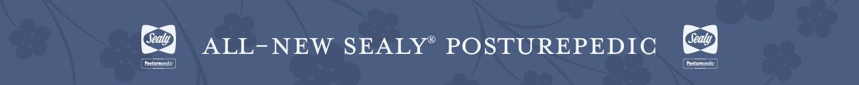 All-new Sealy Posturepedic