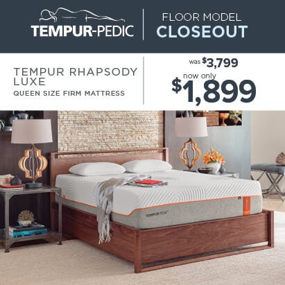 Tempur-Pedic Closeout - Rhapsody Luxe