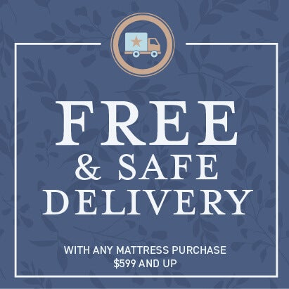 Free and Safe Mattress Delivery with Sleep Outfitters