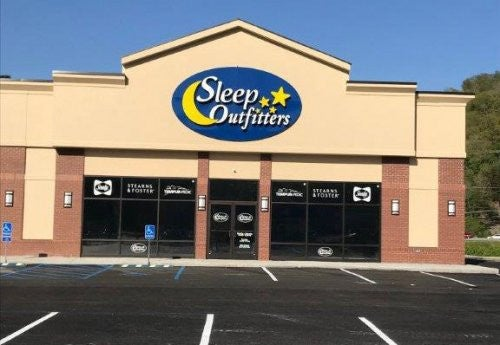 pikeville sleep outfitters storefront