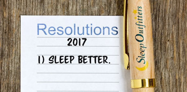 sleep better resolution 2017